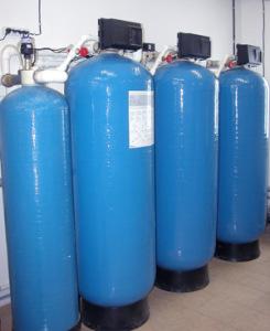 Балонные системы для очистки воды