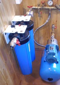 Картриджные системы для очистки воды