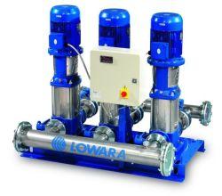 Установка повышенного давления Lowara
